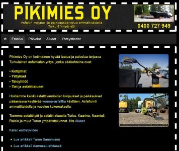 pikimies_oy_verkkosivusto